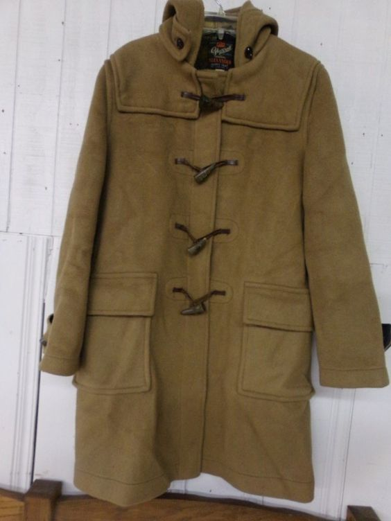 Gloverall Duffle Coat Sizing