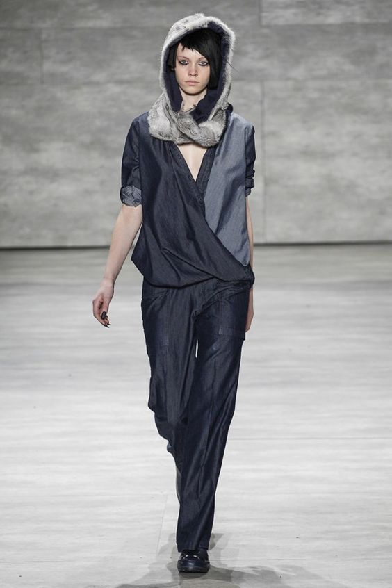"""inspired FQOTO AW2014-15 Sound Style """"Armored Hunter"""""""