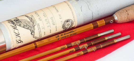 Howells, Gary - 8' 4wt Bamboo Rod