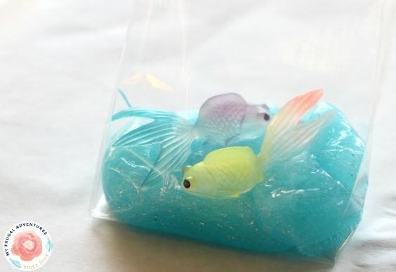 Fish in a bag bags and a bag on pinterest for Publix fish in a bag