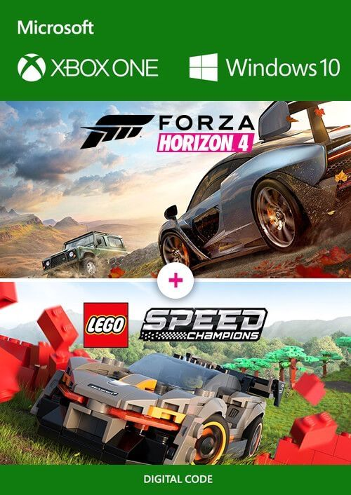 Forza Horizon 4 Lego Speed Champions Xbox One Pc Digital Download 22 99 Frugal Gaming Https Frugalgam Forza Horizon 4 Lego Speed Champions Forza Horizon