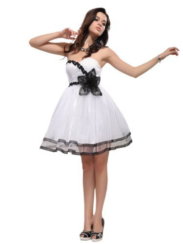 Ever Pretty Women&-39-s Bliss Strapless Short DressFrom Ever Pretty ...