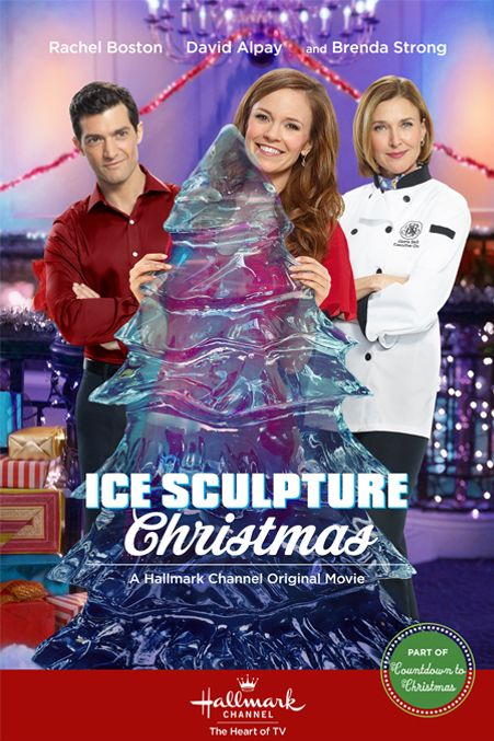 its a wonderful movie your guide to family movies on tv 39 ice sculpture christmas 39 starring. Black Bedroom Furniture Sets. Home Design Ideas