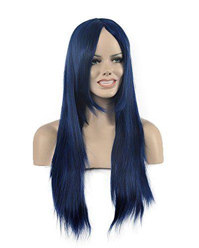 Diy-Wig Dark Blue Long Straight Cosplay Synthetic Full Wi... https://www.amazon.com/dp/B01BEWKN2M/ref=cm_sw_r_pi_dp_x_-J73xbFTZM828