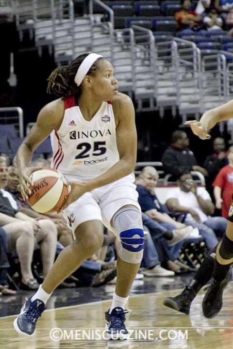 WNBA 2012, Washingon 64, Tulsa 61 #wnba #basketball Source: Meniscus Magazine