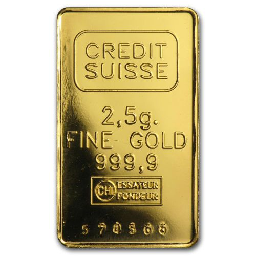 Credit Suisse 10 Ounce Gold Bar 999 9 Fine Silver Coins For Sale Buy Gold And Silver Gold Bullion