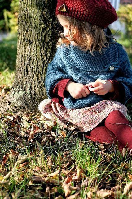inspiratie om de mooiste foto's van je kids te maken met herfst
