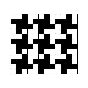 Cross stitch embroidery - 32. Houndstooth
