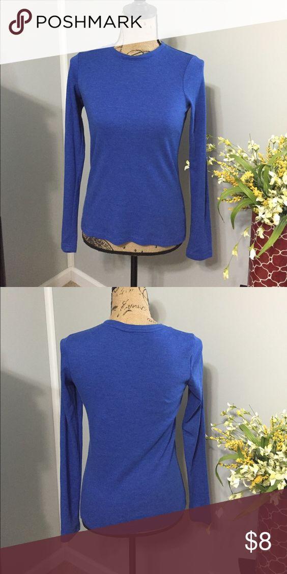SALE! Blue Long Sleeve BCG brand. Long sleeved blue shirt. bcg Tops Tees - Long Sleeve