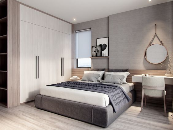 Modern apartment on Behance