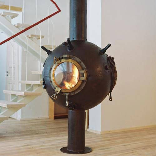 I Never Thought You'd Be Able To Use Old Sea Mines...But You Can And It's Absolutely Epic - Dose - Your Daily Dose of Amazing