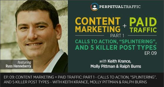 @mdjubairahmedhr : DigitalMktr : #PerpetualTraffic Episode 09: #ContentMarketing  Paid #Traffic: Part 1 >>  https://t.co/11Cm1KbIxw) https://t.co/hlfhBjywyR