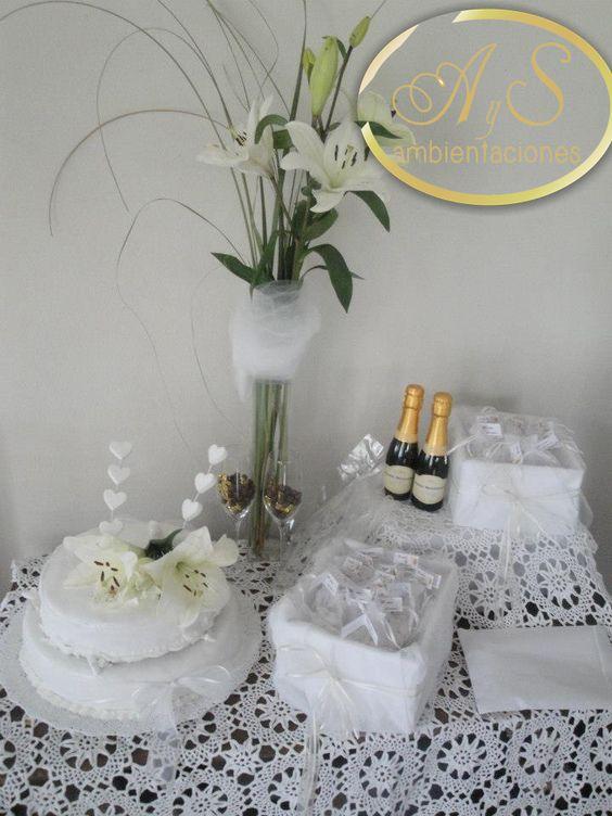 100% A y S!!  #evento #ambientacion #serviciodete #catering #fanal #velas #flores