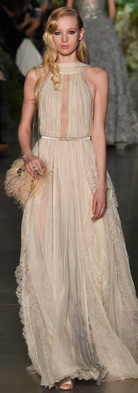 Elie Saab Spring 2015 Couture - Collection jaglady