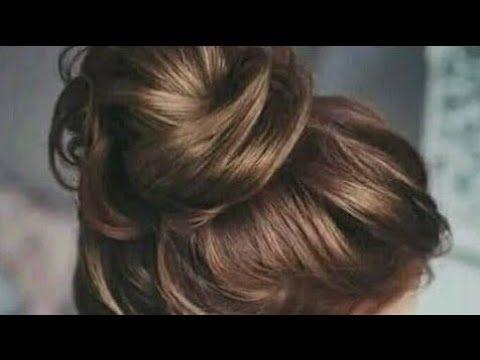 ميلونج تفتيح شعر الاسود الي نوازات غامق بدون اي رشه بلوندور Youtube Hair Styles Hair Beauty