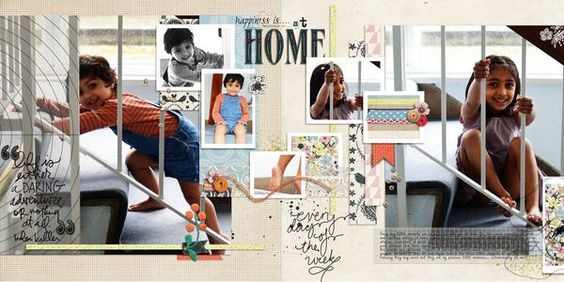 Home - everyday moments