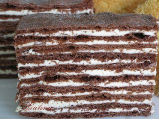 Тортик спартак рецепты с фото