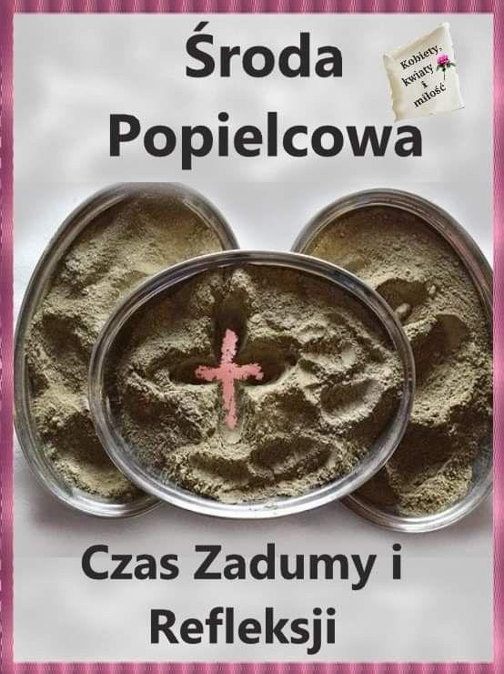 Pin By Wanda Swoboda On Sroda Popielcowa Decorative Plates Holiday