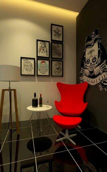 Rosemarrie Studio Tattoo Bali Kuta Benesari Desaign Art