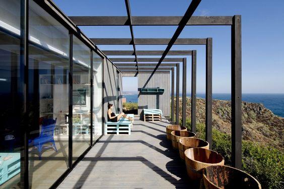 Casa Tunquén / Mas Fernandez Arquitectos
