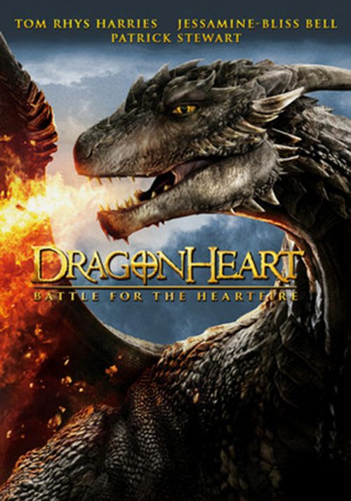 Dragonheart: Battle for the Heartfire (2017) BluRay