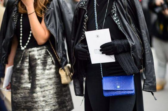 Style on the street, Paris, fashion week, pfw