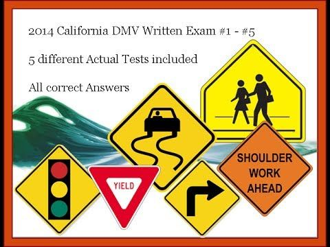 DMV Cheat Sheets & Study Guides for DMV Written Tests ...