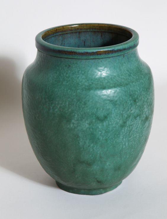 Émile Decoeur Art Deco Stoneware Vase image 3