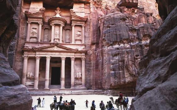 17 films to inspire your next holiday destination: Film: Indiana Jones and the Last Crusade (1989) Destination: Petra, Jordan
