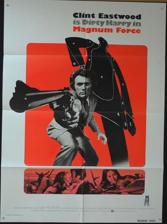 Magnum Force - Clint Eastwood
