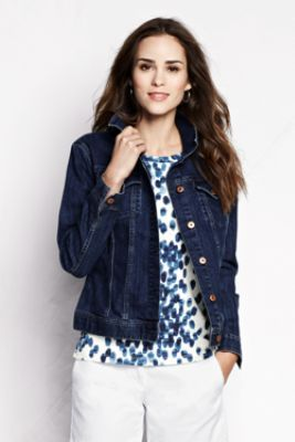 Women&39s TalI Indigo Jean Jacket - I&39ve been looking for a tall