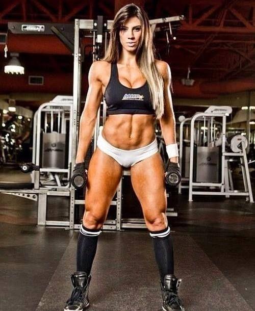 ♥ Sexy Female Bodybuilding ♥