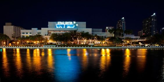The Straz Center for the Performing Arts, Tampa, Fla.