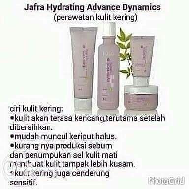 Cream Jafra Untuk Menghilangkan Jerawat