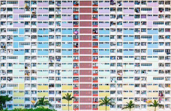 Pattern di prospetti architettonici di Alex Galmeanu · ObjectsMag · Rivista di cultura contemporanea
