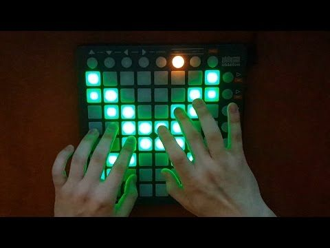 Knife Party vs Skrillex (GHET1 Launchpad Edit) - YouTube