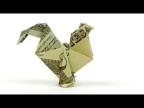 How To Fold Money Into Animals