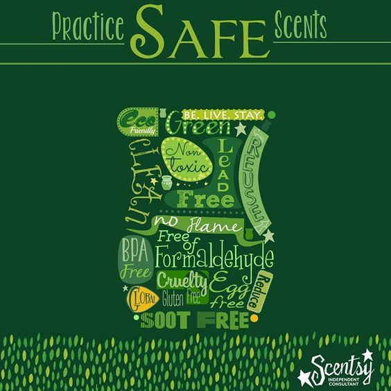 Practice Safe Scents!