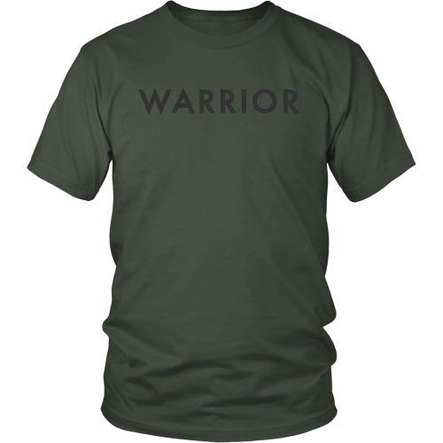 WARRIOR - Mens Tee Shirt