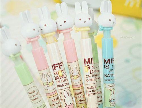 Miffy pens