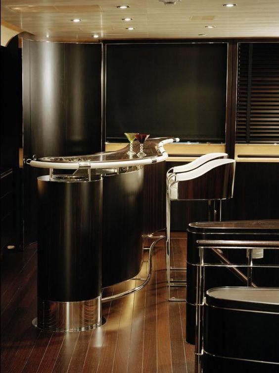 yacht design parsifal iii remi tessier interieur designer | yacht, Innenarchitektur ideen