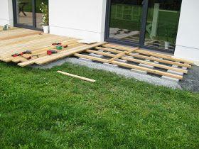 Hausprojekt Terrasse Teil 2 Garten Terrasse Holzterasse Garten Terrasse Bauen
