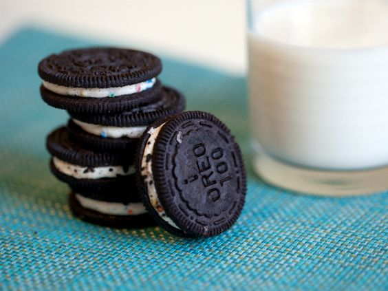 They took me two days to find but . . . wow are birthday cake Oreos good!