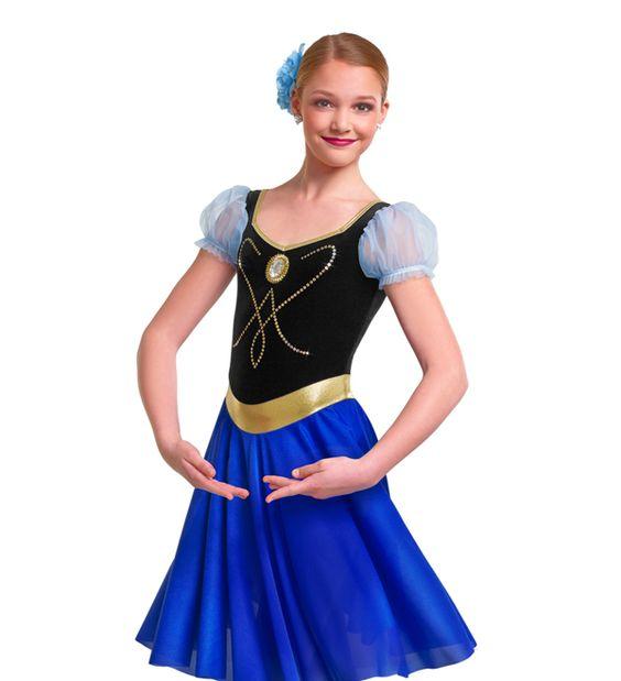 Curtain Call Costumes® - Winter Peasant | Teenage dance costums ...