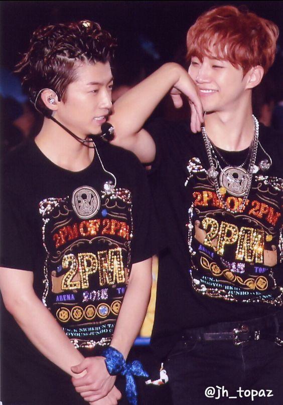 Junho & Wooyoung