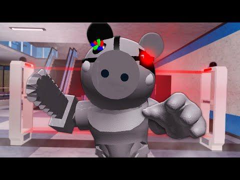 The Origin Of Robby A Roblox Piggy Movie Youtube In 2020 Roblox Piggy Batman Joker Wallpaper