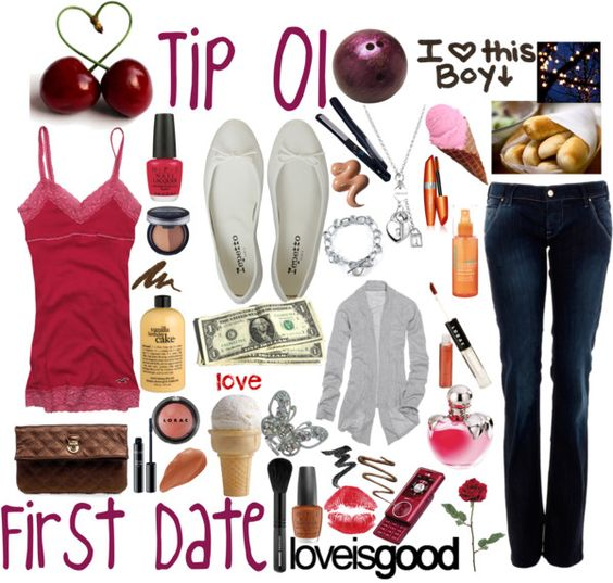 """""""Tip #1 First Date3"""" by brianna58 ❤ liked on Polyvore"""