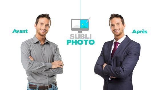 Retouche photo portrait pour linkedin ou viadeo avec photoshop   Speedre...