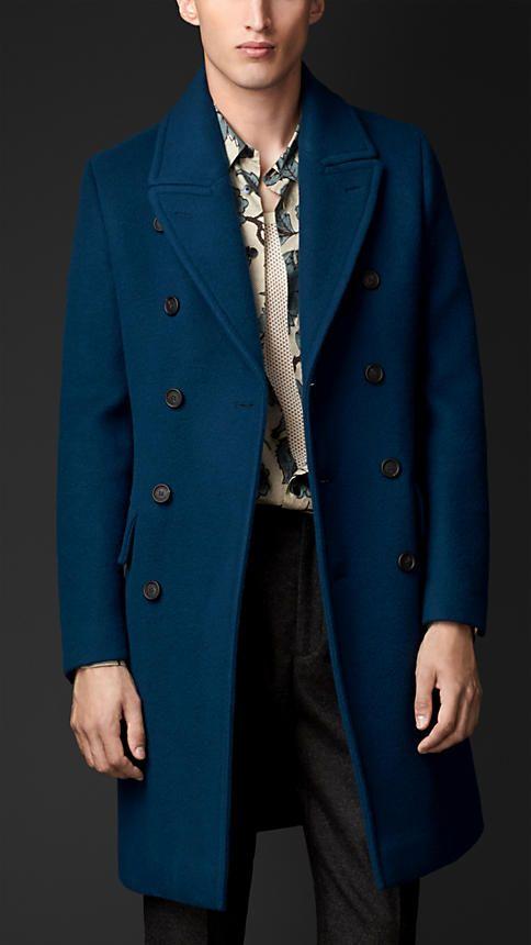 Men's Coats | Pea Duffle & Top Coats | Burberry | Pinterest