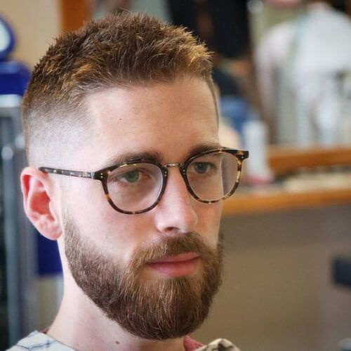 50 Trendy Bald Fade With Beard Ideas Beard Fade Short Hair With Beard Mens Hairstyles Fade